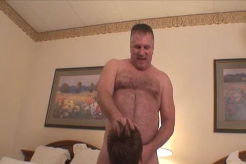 Daddy pounds Taylor raw another time