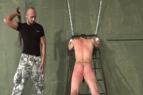 Humiliating punishment thrashing 3