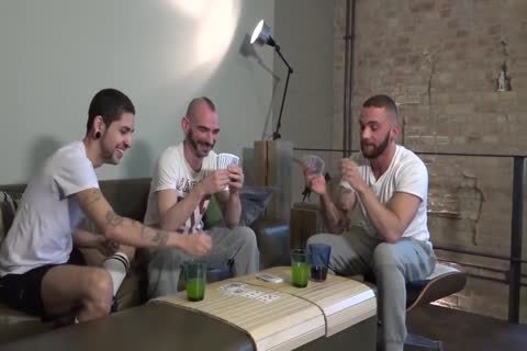 Three penis sucking ass Eating raw Freaks