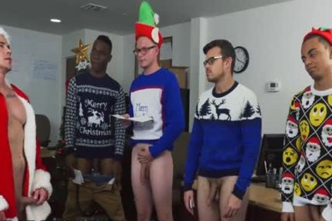 GRAB ass - A Very homosexual Holiday peculiar!