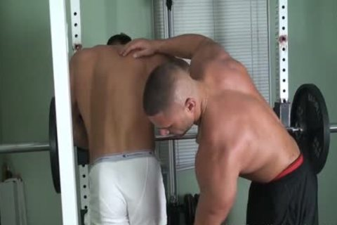 1-16 three Muscle tied And Worshipped