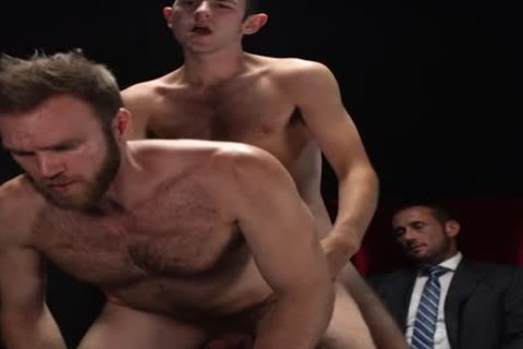 MormonBoyz - Two Missionaries bang As punishment For Priest Daddy