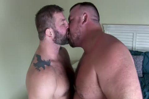 Colby And Hunter plow