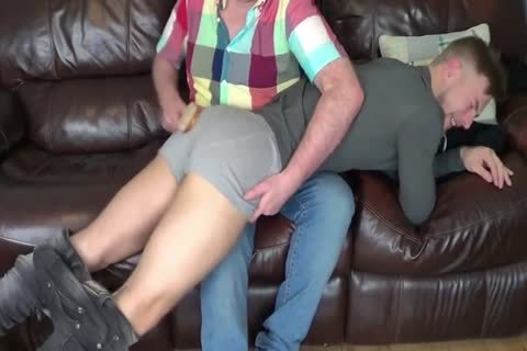 Baths Brush Beating - Kevin (spanking)
