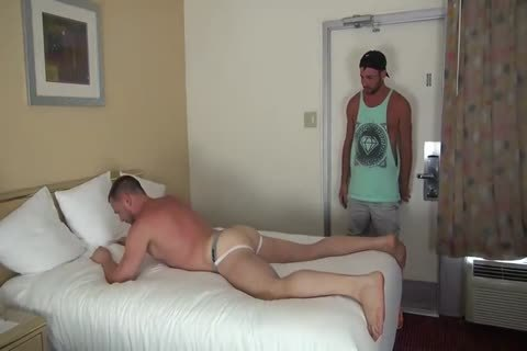 Muscle Bottom acquires Team-pounded In Hotel Room