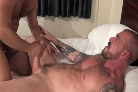 Rocco Steele Has A raw ass banging