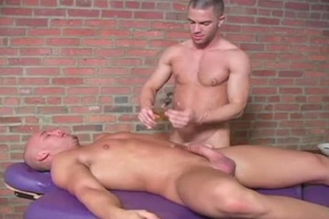 Zack And Jake Tyler Have A juicy Massage