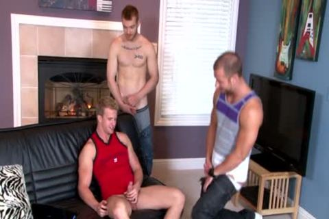 James Jamesson - dick Daily - Cameron Foster 3 Some