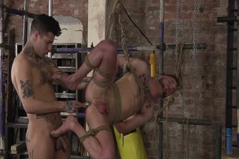 young homo Koby Lewis fastened And plowed Hard By Mickey Taylor