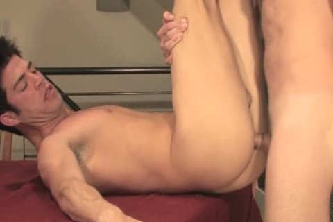 Cole Streets And Troy Collins enjoy ass