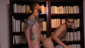May I Join u ? - Johnny Rapid and Brad Powers large knob Sex