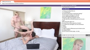 The Chat Room - Cameron Foster, Brandon Moore ass Love
