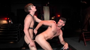 I'm Leaving u - Johnny Rapid with Jimmy Fanz butthole sex