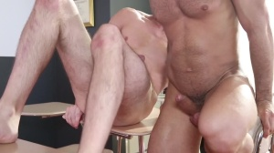 Straight A Student - Diego Sans with Jack Hunter a-hole hammer
