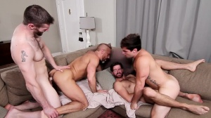 The In-Laws - Dirk Caber & Dennis West a bit of anal