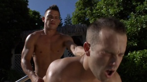 Sunkissed - Brent Everett with Luke Adams anal Hump