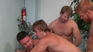 Swingers - Cameron Foster with Bennett Anthony butt Hump