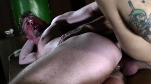 The Law Of males - Mickey Taylor and Scott Hunter butthole Hook up