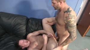 cream Bank - Colby Jansen with Travis James anal Hook up