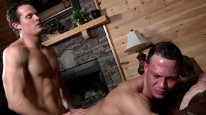 Aaron's First Time - Aaron Anderson & Liam Rosso ass Love