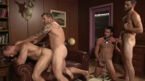 Trying Out The Goods - Tommy Defendi, John Magnum anal job