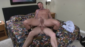 The Cheat Out - Landon Conrad and Connor Maguire butthole Love