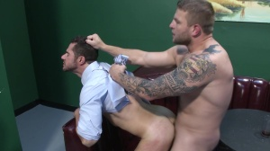 One Night merely - Dean Monroe & Colby Jansen butthole plow