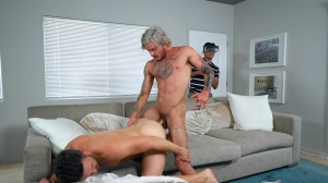 do not Say A Word - Casey Jacks, Blake Ryder anal Hook up