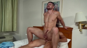 The Sting - Axel Kane with Connor Halstead butthole Hook up