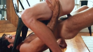 Diego Did It afresh - Diego Sans, Zane Anders ass Hook up