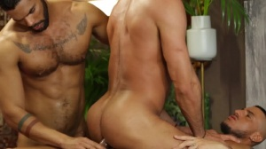 Telenovela - Lucas Fox with Massimo Piano butt hammer