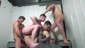 Snap! - Pierre Fitch, Jordan Fox butthole Love