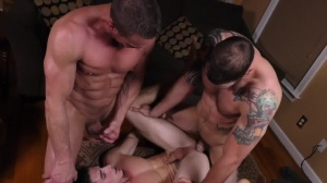 Coffee Time - Cliff Jensen with Damien Kyle ass Love