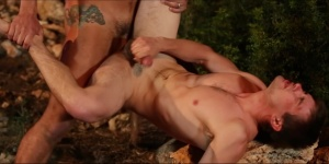 Pirates : A homosexual XXX Parody - Johnny Rapid and Jimmy Durano anal sex