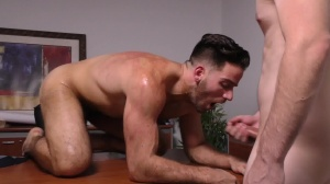 Textual Relations - Noah Jones with Jackson Grant anal Hump