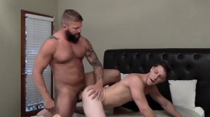 Fling Cleaning - Colby Jansen with Paul Canon ass invasion