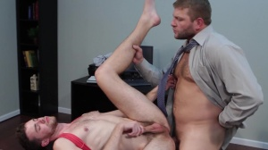 The leak - Colby Jansen with Brandon Moore ass Nail