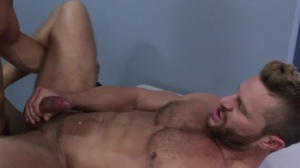 Gaywatch - Landon Conrad with Topher Di Maggio ass Love