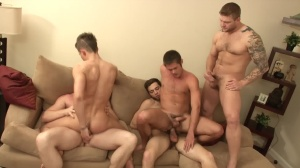 Intervention - Tommy Defendi and Andy Taylor plow