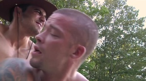 Boat Safety - Caleb Colton and Jack King butthole nail