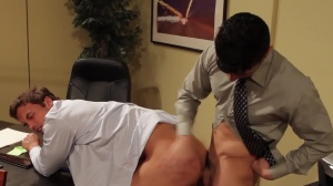 Entry Level - Rocco Reed and Lance Luciano ass Nail