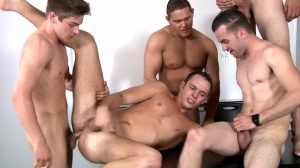 Blackboard Outline - Johnny Rapid and Devin Adams 18 Love