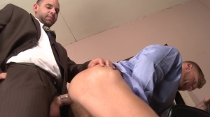 sperm In My Office - Blue Collars Hump