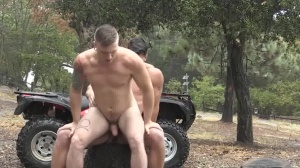 immodest Rider two - gigantic cock slam