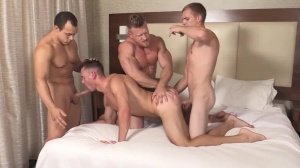 that dude Likes It coarse & raw Volume two - Muscle Hook up