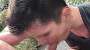 guys In Public 3 – Hike - a-hole Licking First Time