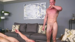 Jax & Sean: bare - ass enjoyment