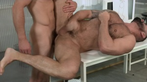 Defiance - Paddy O'Brian, Victor D'Angelo ass Hump