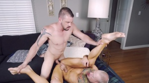 The Cookout - Brett Lake with Darin Silvers anal Love