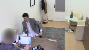 Czech boy acquire pounded during the interview